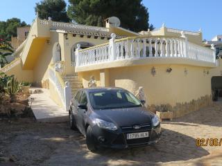 SPAIN-COSTA BLANCA - MORAIRA VILLA W/POOL