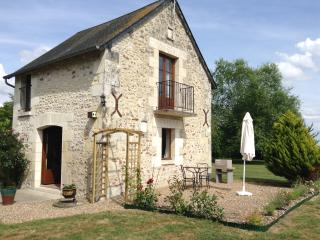Le Pigeonnier - Self-Catering Gite Cottage at Gites de La Richardiere.