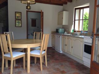 Le Pigeonnier - Kitchen / Diner