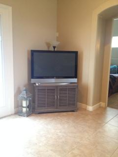 55 inch Flat Screen w/DirecTV and Showtime
