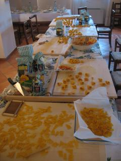 Cooking class - hand made pasta