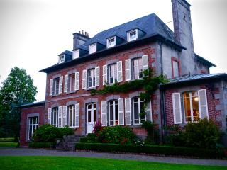 Château sur Le Jardin