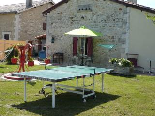 Le Bourdier, Brossac