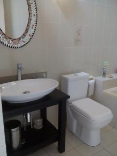 Bathroom for Upper floor bedrooms