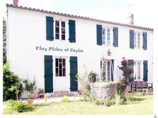 Gite la rochelle - Chez Philou et Sophie, Sainte Soulle