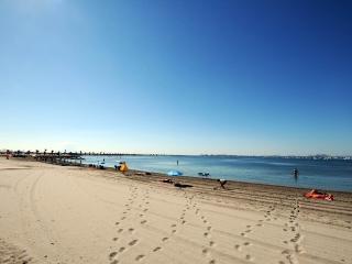 Mar Menor Beach close Immaculate Townhouse, San Pedro del Pinatar