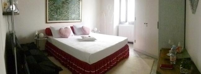 Double room  -  Large double bed 170cm*200cm