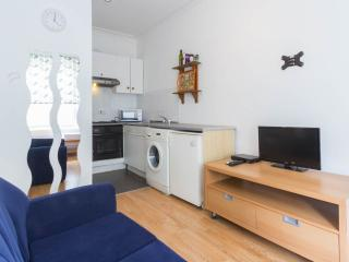 Central London holiday rental, sleeps 4