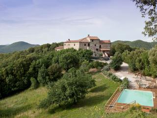 Tuscan castle boasts 6 bedrooms, private pool and, Pomarance