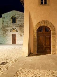 San Salvatore Abbey, IX-X Century