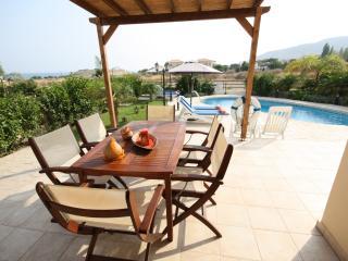 Poseidon Villa. 3 bedroom luxury villa with privat