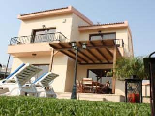 Hermes. A 3 bedroom villa, with sea view, Pissouri