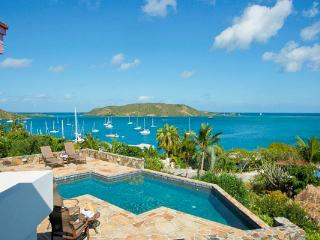 1.5 minute walk to a private beach at Little Leverick Bay, and a 3-minute walk to Leverick Bay Resort.    VG SPY, Virgin Gorda