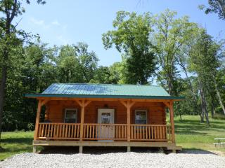 Nickel Valley Resorts Cabin 3, Frazeysburg