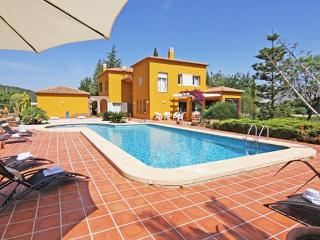 Villa with garden,pool Jalon
