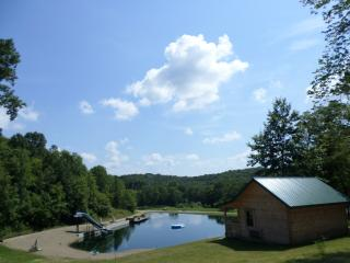 Nickel Valley Resorts Cabin 5, Frazeysburg