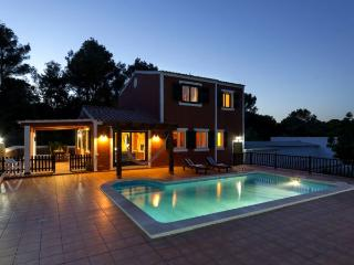 Villa with pool,terrace Sa Roc, Mercadal