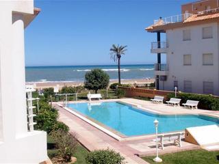 Apt. with terrace,pool Denia, El Palmar