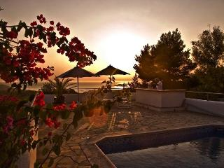 5 bedroom Villa in Cala Tarida, Balearic Islands, Spain : ref 5047373