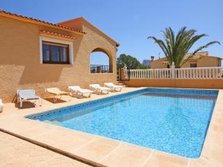 3 bedroom Villa in Calpe, Valencia, Spain : ref 5487619