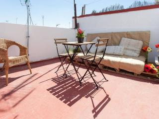 [73] Cute and small apartment with private terrace, Seville