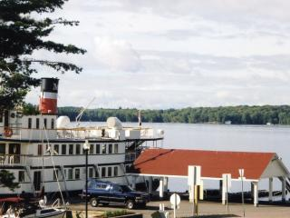 The local steamship Sequin at Windermere Dock