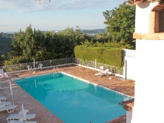 Lovely provençal villa, sea view, St Paul de Vence