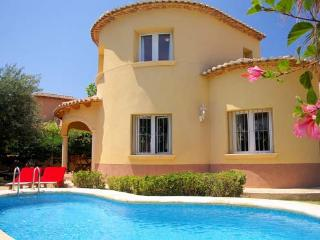 Villa with pool,beach Denia, El Palmar