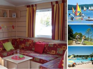 Bel Mobil-home 8 personnes Camping La Reserve ****