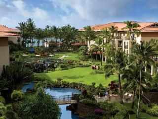 Marriott Waiohai Beach Resort, 2 bdrm, sleeps 8!, Poipu