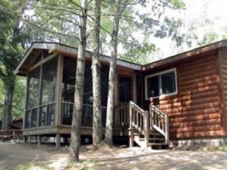 Hilltop Cabin on Squaw Lake, Lac du Flambeau