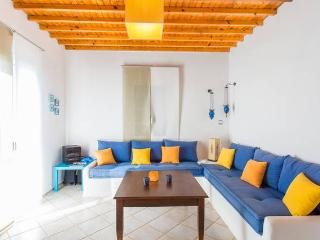 A 2-Bedroom Summer house in Mykonos, Ciudad de Míkonos