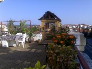 Appartement avec grande terrasse de 20 m de la baie, Hendaya