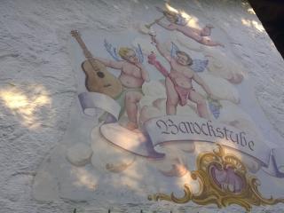 Barockstube, Bad Wiessee