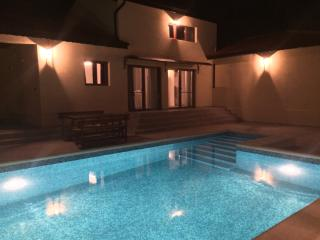 Luxury villa with large pool, Balchik, Bulgaria