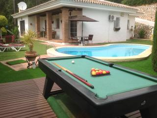 Villa Higueras, Wifi, UK Television, private pool, Fuengirola