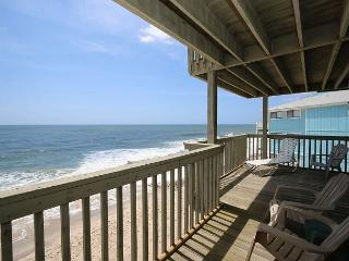 Ocean Dunes 2123B -  Spacious oceanfront condo-easy access to the sandy beach, Kure Beach
