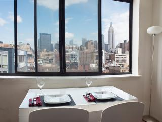 Chelsea Studio with stunning view, Nueva York