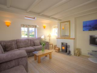 Crigg Cottage- beautiful dog-friendly home for 6, near a sandy beach and Padstow