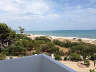 Piso 2 habit 10m playa vistas mar piscina y tenis, Alcossebre