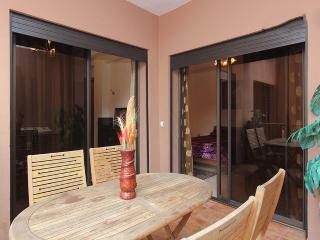 Nice Apart center & terrace & Wifi, Marrakech