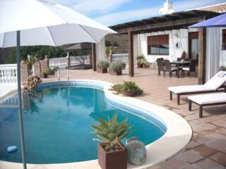 Casa Rural con Piscina 'Los Ángeles', Almuñécar