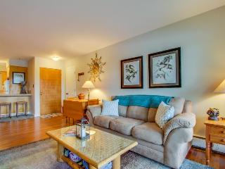 Lakefront condo with dock in downtown Sandpoint