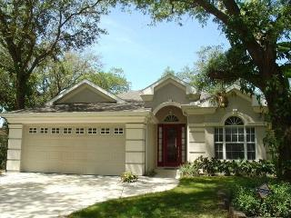 Upscale 4 Bed Private Heated Pool Home spa., Sarasota