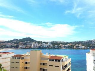 Luxury apartment with amazing see views, 4 sleeps, Santa Ponsa