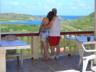 2 Bedroom Ocean View Accommodation -Unit #1, Gros Islet