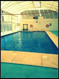 interior piscina