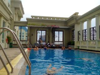 Private 1BR apt with swimming pool, Hô-Chi-Minh-Ville