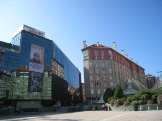 Piso centro, con plaza de garage incluida, Gijón