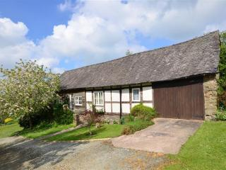 5 star romantic cottage in Powys Mid Wales, Montgomery